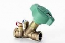 HATTERSLEY Bronze Fixed Orifice Double Regulating Valve