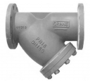 CRANE Cast Iron Strainer