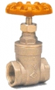 CRANE Non Rising Bronze Gate Valves