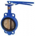 HATTERSLEY Semi-Lugged Wafer Pattern Butterfly Valve